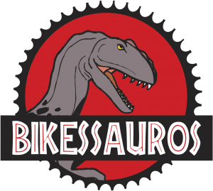 Bikessauros-Logo